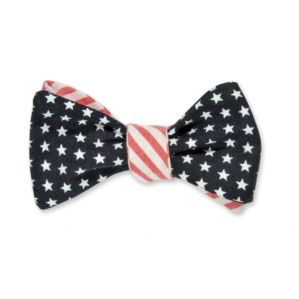 Men's Cummerbunds & Braces - Stars & Stripes Cummerbund Set By High Cotton