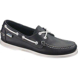 Men's Footwear - Docksides Boat Shoes In Blue Nite By Sebago - FINAL SALE
