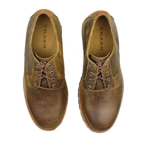 Men's Footwear - Gallatin 2.0 In Walnut American Steer By Trask