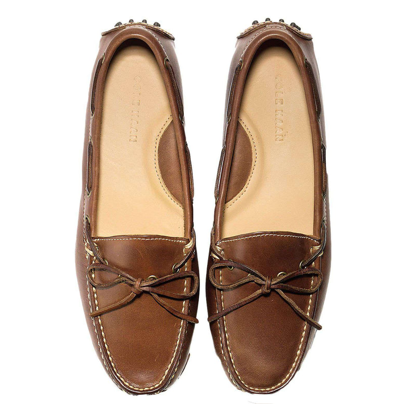 Men's Gunnison Driver in Brown by Cole Haan