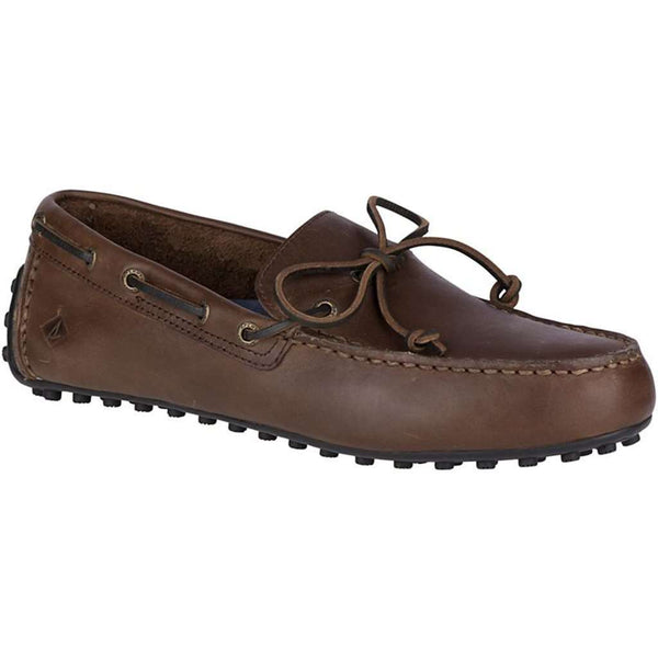 Men's Footwear - Hamilton II 1-Eye Loafer In Dark Brown By Sperry - FINAL SALE