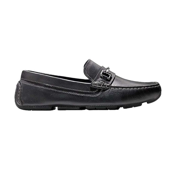 Men's Kelson Bit Driver in Black by Cole Haan
