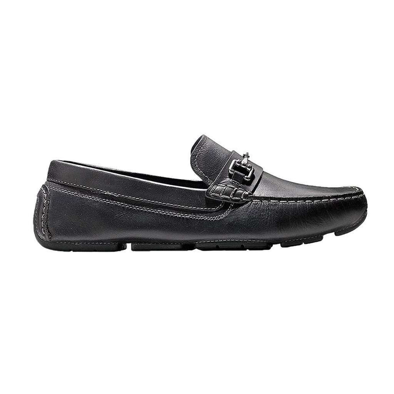Men's Footwear - Kelson Bit Driver In Black By Cole Haan