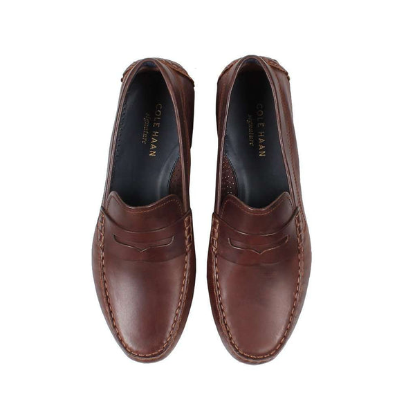 Men's Kelson Penny Driver in British Tan by Cole Haan