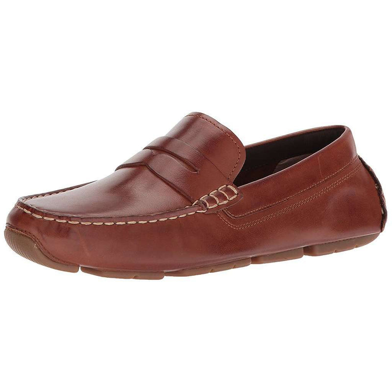 Men's Kelson Penny Driver in Canyon Tan by Cole Haan