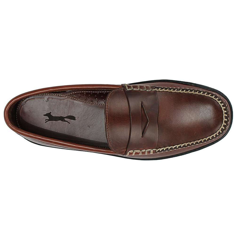 0d51261ab9c Men s Footwear - Key West Penny Loafer Driver Shoes In Briar Brown By  Country Club Prep
