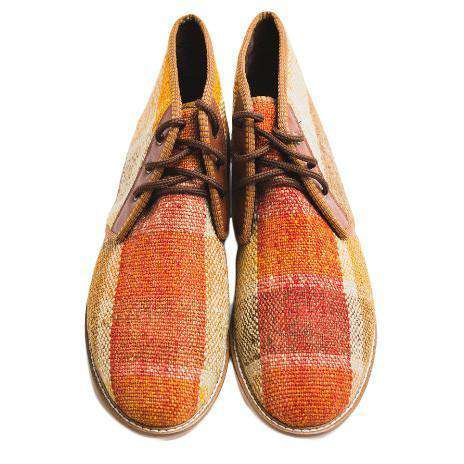 "Men's Kilim Wool Chukka Boot by Res Ipsa <br> ""Various Styles"""