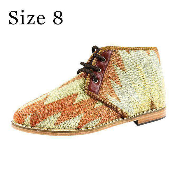 "Men's Footwear - Kilim Wool Chukka Boot By Res Ipsa <br> ""Various Styles"""