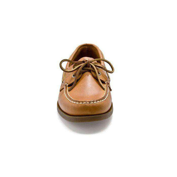 Men's Footwear - Men's Authentic Original Boat Shoe In Sahara By Sperry