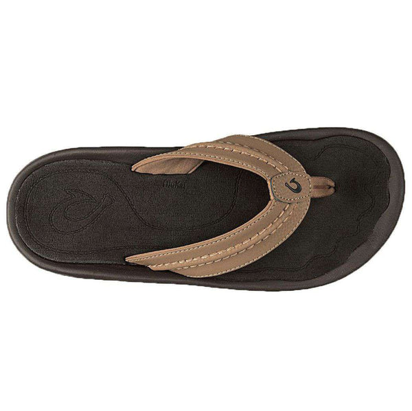 Men's Hokua Sandal in Tan by Olukai - FINAL SALE