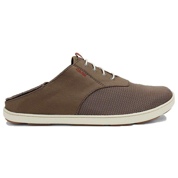 Men's Nohea Moku Sneaker in Rock & Mustang Brown by Olukai - FINAL SALE