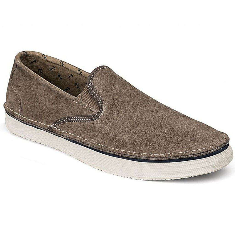 Men's Footwear - Men's Slip-On Sneaker In Cruz Suede By Sperry