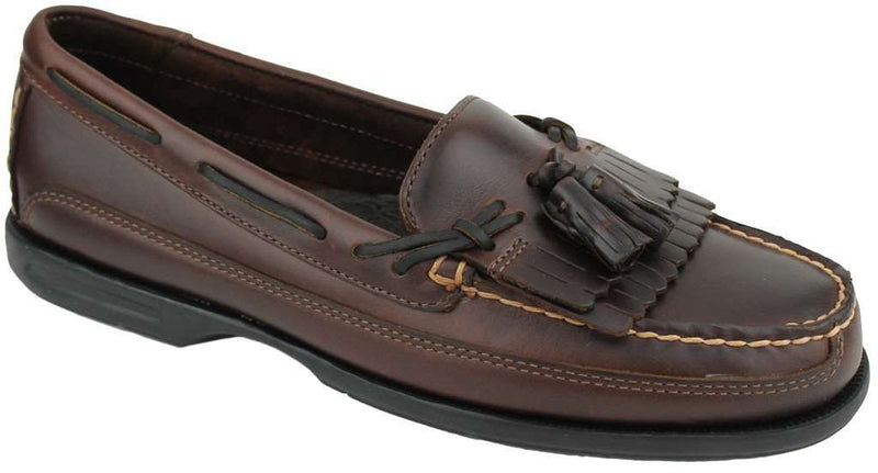 Men's Tremont Loafer in Amaretto by Sperry
