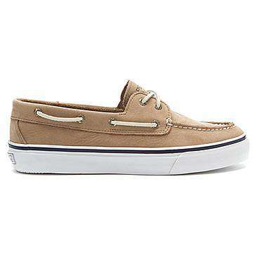 Men's Footwear - Men's Washable Bahama 2-Eye Boat Shoe In Tan By Sperry