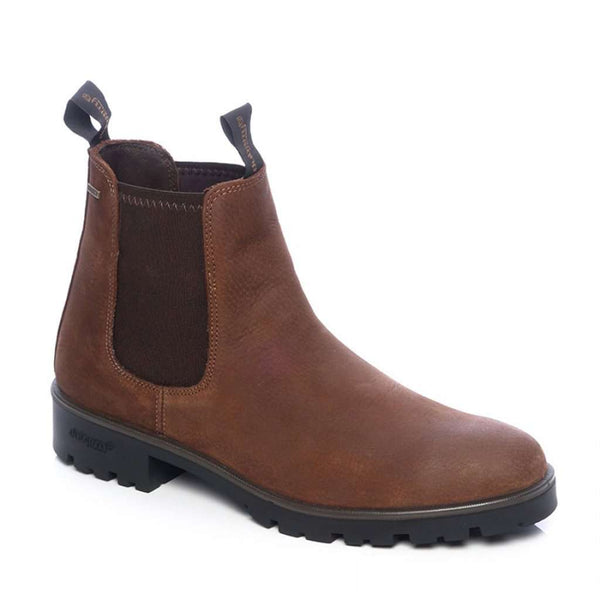 Men's Footwear - Men's Wicklow Ankle Boot In Walnut By Dubarry