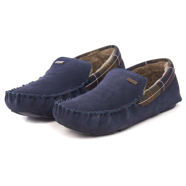 Country Club Prep UK 7 / US 8 / Navy Suede