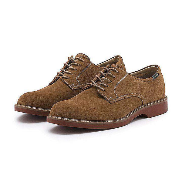 Men's Footwear - Pasedena Buc In Taupe By G.H. Bass & Co.