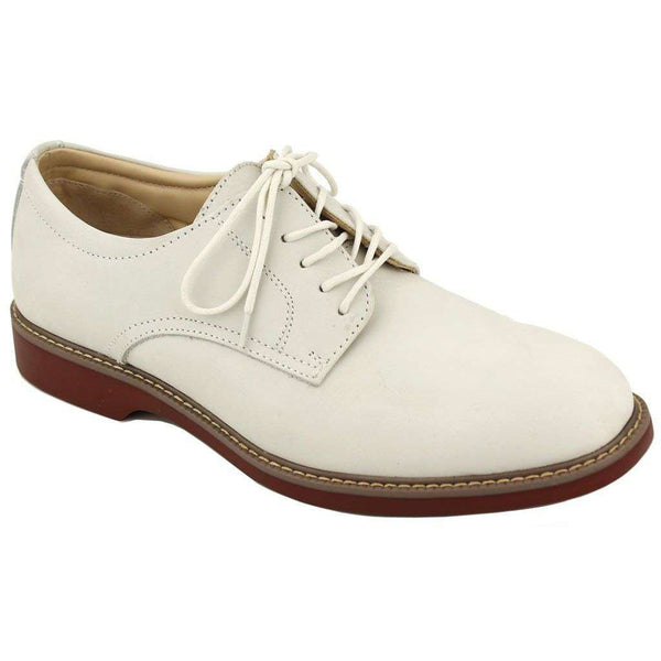 Men's Pasedena Buc in White by G.H. Bass & Co.
