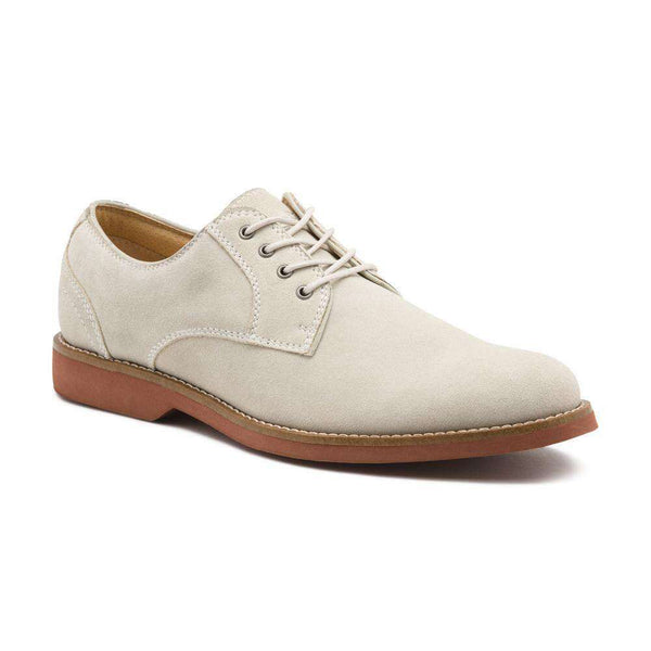 Men's Footwear - Proctor Buc In Oyster By G.H. Bass & Co.