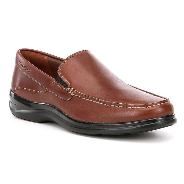 Men's Footwear - Santa Barbara Twin Gore II Loafers In Woodbury By Cole Haan