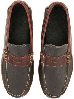 Men's Footwear - The Blackheath Driving Moccasin In Two Tone By Category 5