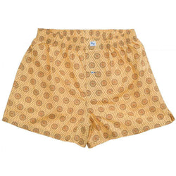 Men's Loungewear/Boxers - 12 Gauge Boxers In Wheat By Southern Tide