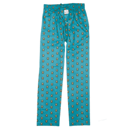 Men's Loungewear/Boxers - Bourbon & Cigars Lounge Pants In Blue By Southern Proper - FINAL SALE