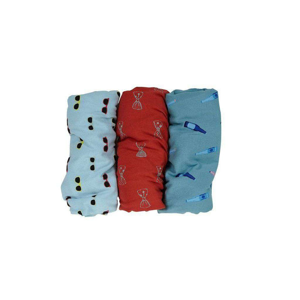 Men's Loungewear/Boxers - Boxer Multi Pack By Southern Proper