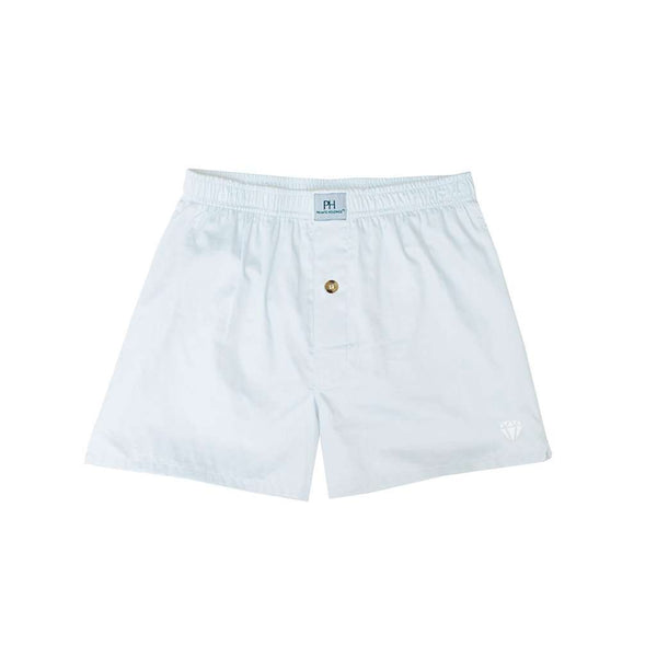Men's Loungewear/Boxers - Windfall White Boxer/Brief By Private Holdings