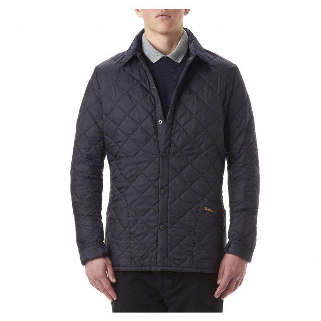 barbour jacket jackets image pin quilt quilted of down hooded ouston