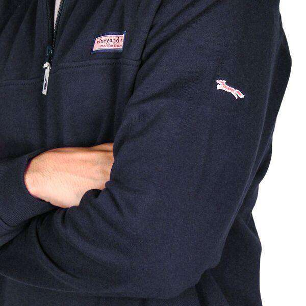 Men's Outerwear - Limited Edition Shep Shirt In Navy By Vineyard Vines - FINAL SALE