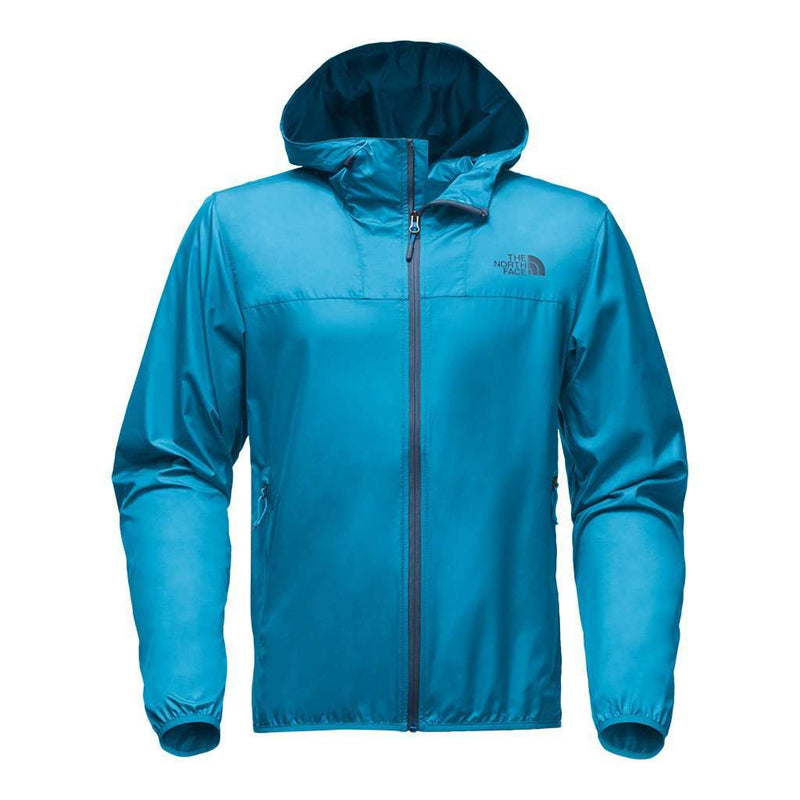 Men's Outerwear - Men's Cyclone 2 Jacket In Hyper Blue By The North Face - FINAL SALE