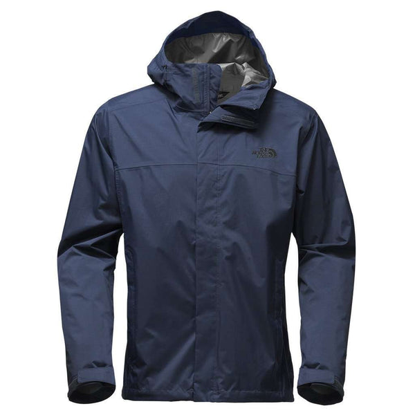 Men's Outerwear - Men's Venture 2 Jacket In Shady Blue By The North Face - FINAL SALE