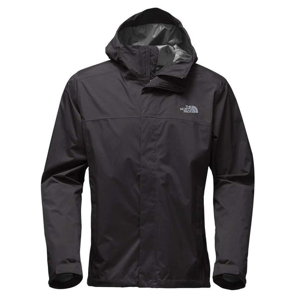 Men's Outerwear - Men's Venture 2 Jacket In TNF Black By The North Face - FINAL SALE