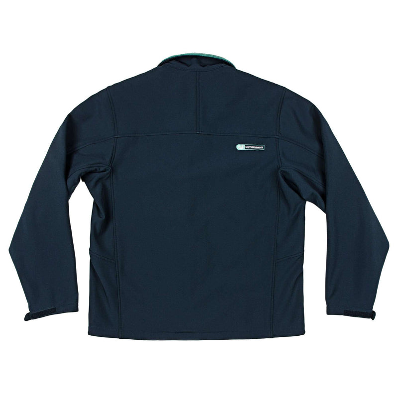 Ridge Softshell Jacket in Navy by Southern Marsh - FINAL SALE