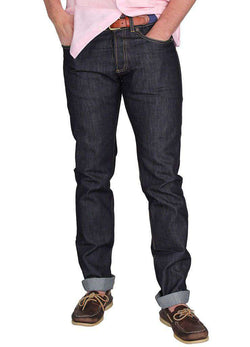 Men's Pants - Abrams Advanced Denim By Mizzen+Main