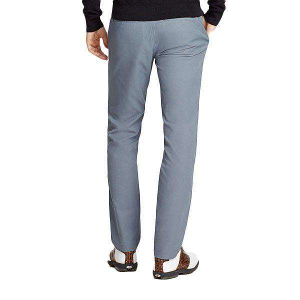 Men's Pants - Highland Golf Pant In Grey By Maide Golf (Bonobos) - FINAL SALE