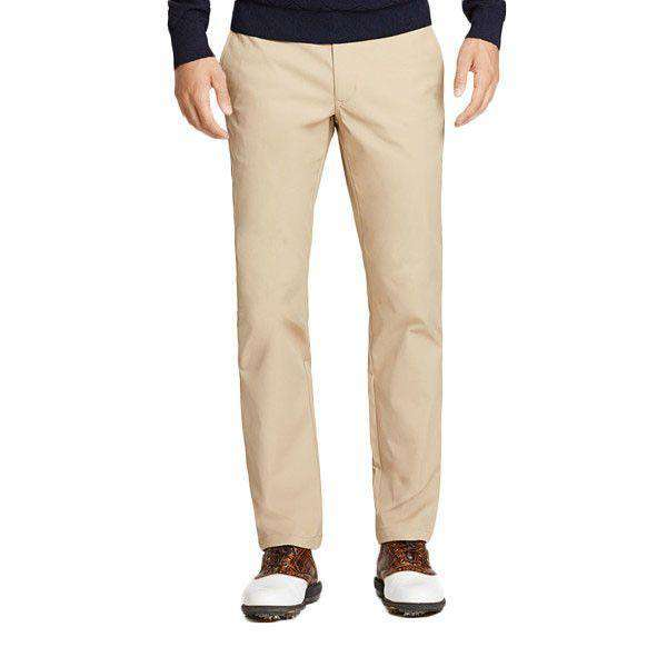 Men's Pants - Highland Golf Pant In Khaki By Maide Golf (Bonobos) - FINAL SALE