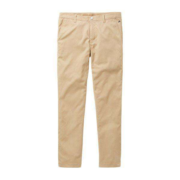 Highland Golf Pant in Khaki by Maide Golf (Bonobos) - FINAL SALE
