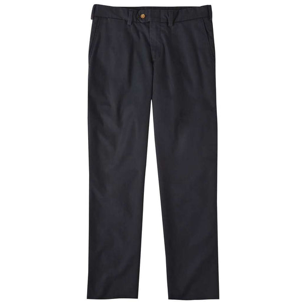 Men's Pants - M3 Travel Twill Pants In Navy By Bill's Khakis
