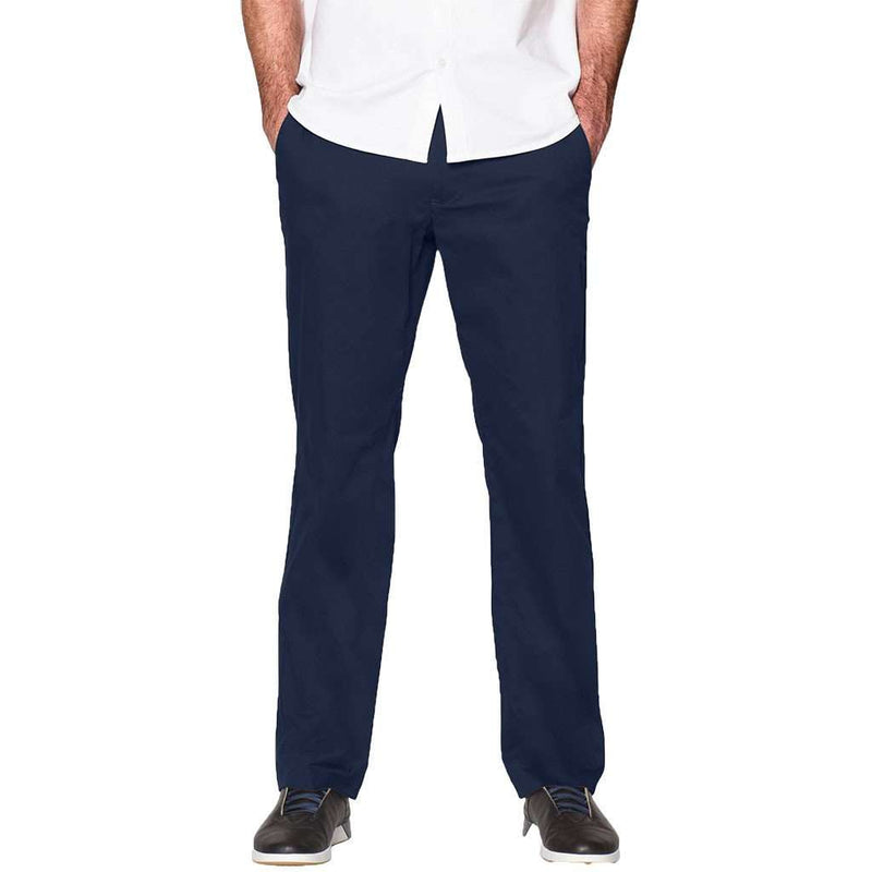 Men's Pants - Performance Chino In Academy By Under Armour - FINAL SALE