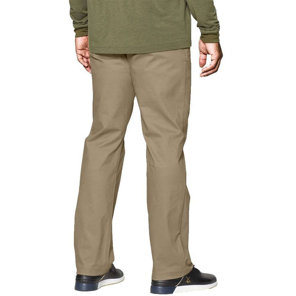 Performance Chino in Canvas by Under Armour - FINAL SALE