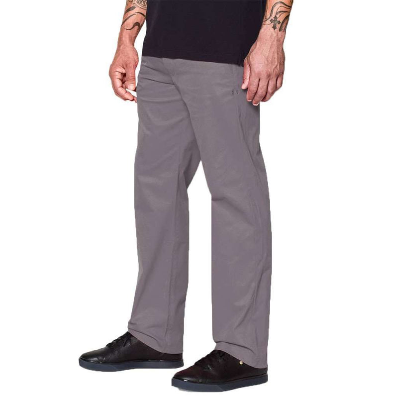 Performance Chino in Concrete by Under Armour - FINAL SALE