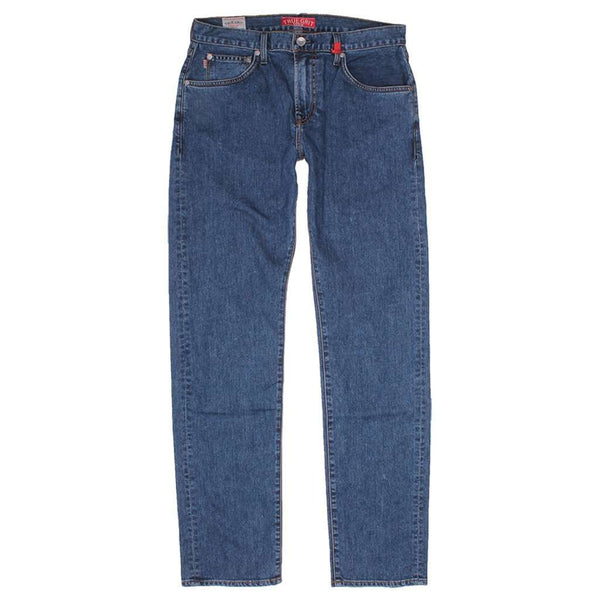 Men's Pants - Slim Straight Trail Jeans By True Grit
