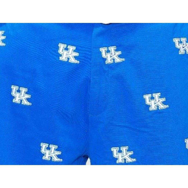 University of Kentucky Stadium Pant in Blue by Pennington & Bailes - FINAL SALE