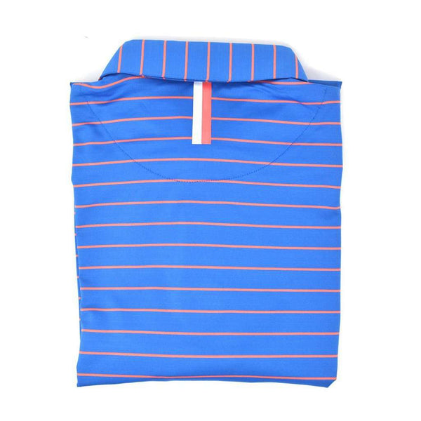 The Cabana Boy Performance Polo by Rhoback