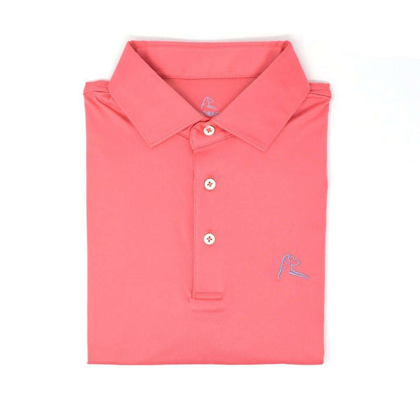 d92be594d ... Men s Polo Shirts - The Dinghy Performance Polo By Rhoback