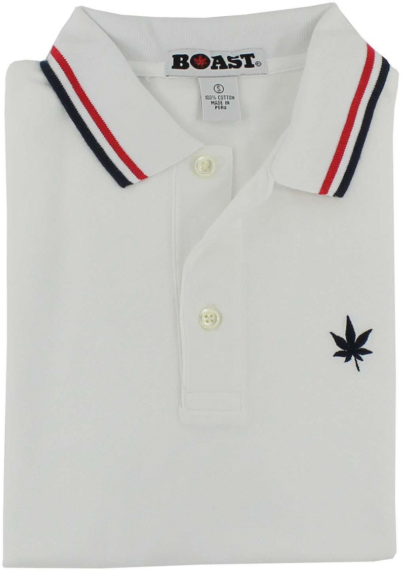Country Club Prep White / M