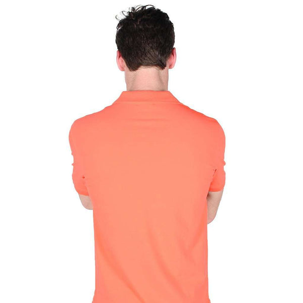 Winyah Polo in Bright Orange by Coast