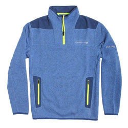 Men s Pullover - Custom Performance Sweater Fleece Shep Shirt In Moonshine  By Vineyard Vines - FINAL 3decef2a2448